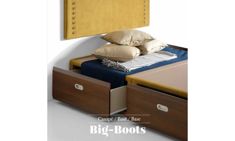 Canapé Big-Boots